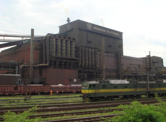 Třinecké železárny a životní prostředí