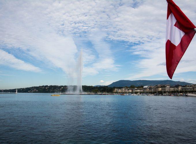 Místa ve Švýcarsku