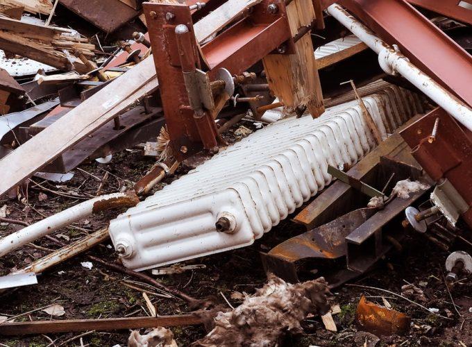 Jak se recykluje stavební odpad?