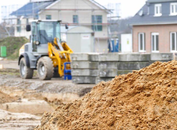 Zemní práce jako nedílná součást stavby. Kdy s nimi začínáme?